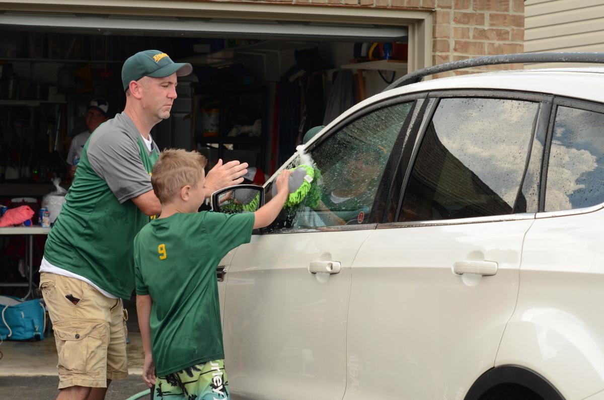 Glade Car Wash